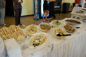 Middle Eastern Food Catering